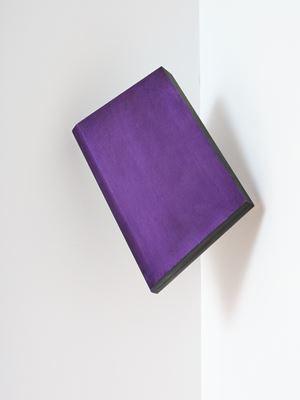 Violet Book by James Ross contemporary artwork
