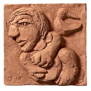 Relief 2 by Fadi Yazigi contemporary artwork