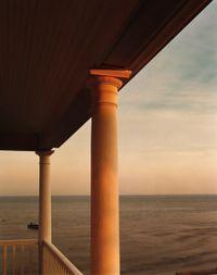 Gold Column, Porch, Provincetown by Joel Meyerowitz contemporary artwork photography
