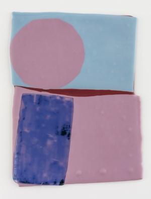 Small Bond No. XII by Sam Moyer contemporary artwork