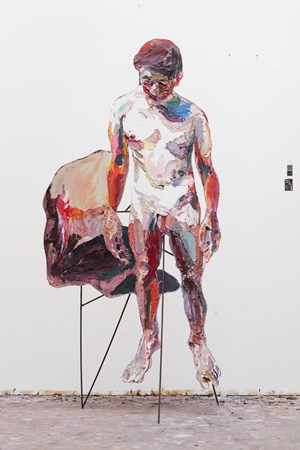 Farewell virginity by Ben Quilty contemporary artwork