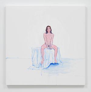 The Vessel as a Phallus by Nash Glynn contemporary artwork