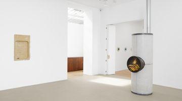 Contemporary art exhibition, Oscar Tuazon, L'École de l'eau at Galerie Chantal Crousel, Paris