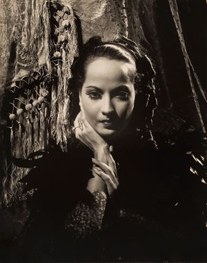 Merle Oberon by Cecil Beaton contemporary artwork