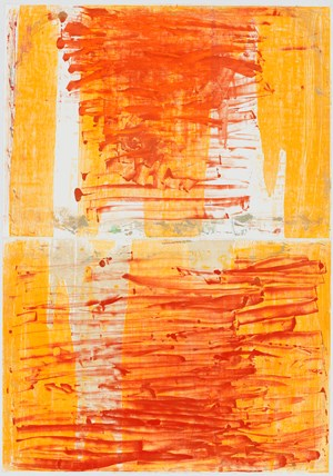 Changing Light Double by Christopher Le Brun contemporary artwork