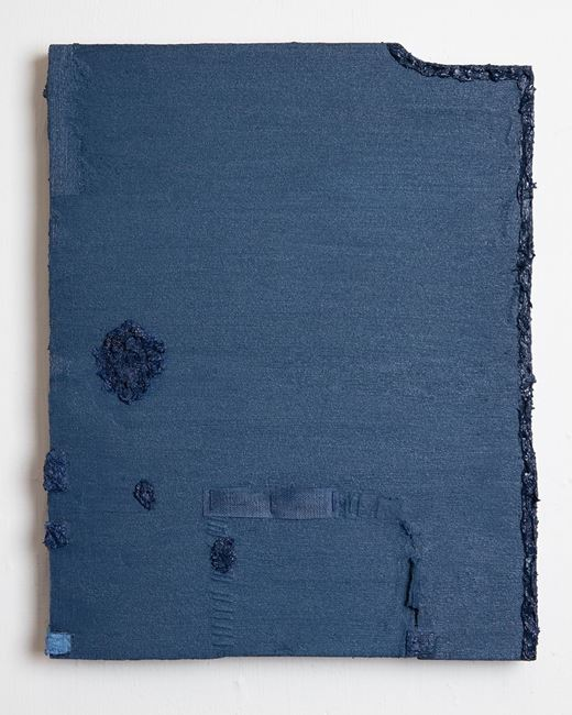 Untitled (dark grey) by Louise Gresswell contemporary artwork
