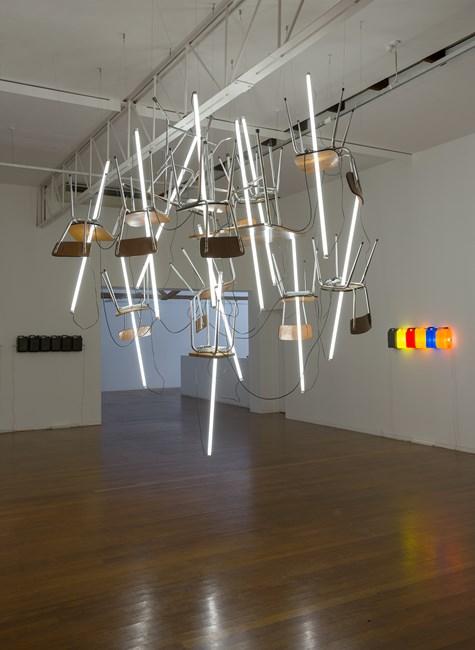 2 Drop by Bill Culbert contemporary artwork