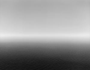 Tasman Sea, Table Cape by Hiroshi Sugimoto contemporary artwork