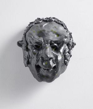 Basler Mask (No. 11) by Thomas Schütte contemporary artwork