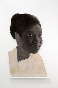Ngizokuthandazela (I will pray for you) by Luyanda Zindela contemporary artwork painting, drawing
