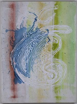 White Trails 2 by Kunié Sugiura contemporary artwork
