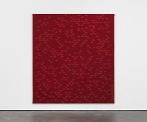 Camino Real by Anni Albers contemporary artwork
