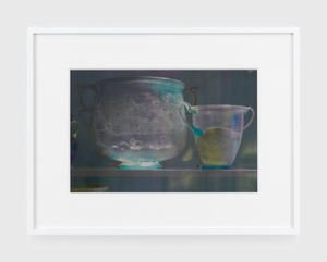 Roman Glassware by James Welling contemporary artwork