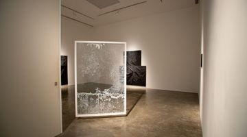 Contemporary art exhibition, Luis Antonio Santos, Threshold at SILVERLENS, Manila, Philippines