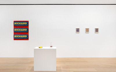 Exhibition view: Richard Hamilton, Cadaqués, David Zwirner, London (8 April–28 May 2016).Courtesy David Zwirner, London.