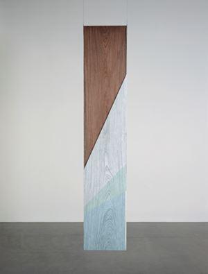 Wood/The Vortex beneath the Vortex No. 5 by Hu Xiaoyuan contemporary artwork