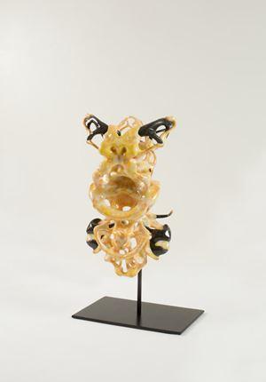 TANATILSUR (gelb) by Nick Ervinck contemporary artwork