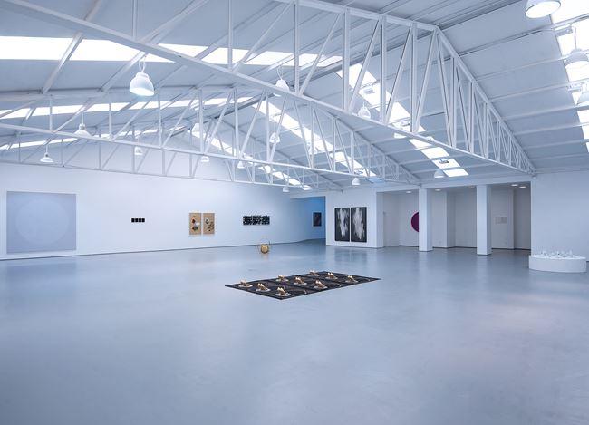 Exhibition view: Group Exhibition, Ver versus ver, Sabrina Amrani, Sallaberry, 52, Madrid (4 July–8 August 2020). Courtesy Sabrina Amrani.