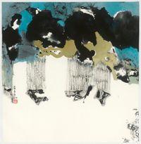 寄寓幽情 Where the Feelings Lay by Lee Chung-Chung contemporary artwork painting, works on paper, drawing