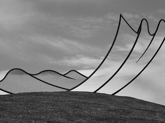 Gibbs Farm sculpture park