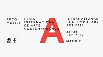 Contemporary art exhibition, ARCOmadrid 2017 at Galerie Thomas Schulte, Madrid, Spain