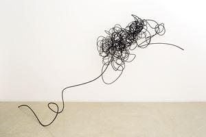 Col guinzaglio tra le dita I by Roberto Almagno contemporary artwork