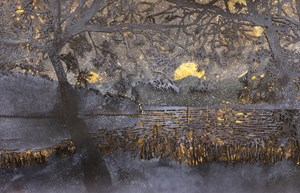 Lake Munmorah by Andrew Tomkins contemporary artwork