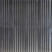 Superficie a testura vibratile by Getulio Alviani contemporary artwork sculpture