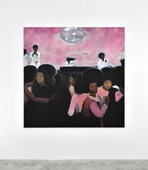 Zenith by Madelynn Green contemporary artwork