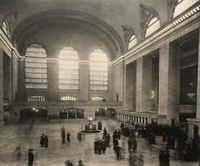 Grand Central Terminal by Unknown contemporary artwork photography