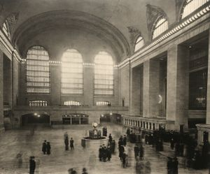 Grand Central Terminal by Unknown contemporary artwork