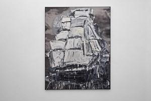 Ship by Marcus Harvey contemporary artwork