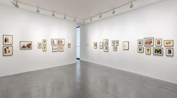Contemporary art exhibition, Marcel Dzama, Blue Moon of Morocco at David Zwirner, Paris, France