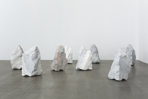 Marble - Edition of 8 by Hu Qingyan contemporary artwork