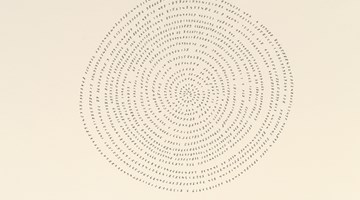 Contemporary art exhibition, Tatsuo Miyajima, Drawings at Buchmann Galerie, Buchmann Box, Berlin