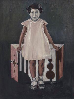 Will You Be My Grandmother? by Marina Cruz contemporary artwork