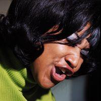 Aretha Franklin by Lee Friedlander contemporary artwork photography
