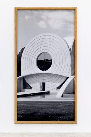 Ledoux VII by Günther Förg contemporary artwork