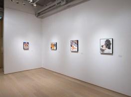 "Fang Lijun<br><em>This All Too Human World</em><br><span class=""oc-gallery"">Hanart TZ Gallery</span>"