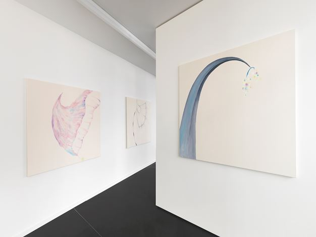 Exhibition view: Group Exhibition: Jitto, Anne Mosseri-Marlio Galerie, Basel (21 May–24 June 2016). Courtesy Anne Mosseri-Marlio Galerie.