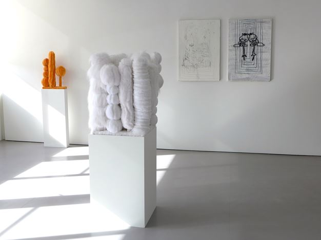 Exhibition view: Kathy Temin, Some History 1992–2010, Hamish McKay Gallery, Wellington (20 July–10 August 2019). Courtesy Hamish Mckay Gallery.
