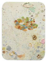 Nebula (Nutmeg) by Mark Rodda contemporary artwork painting