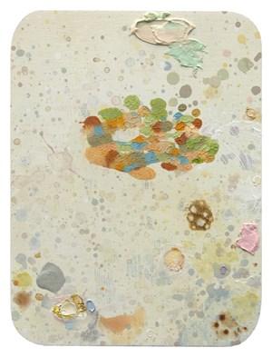 Nebula (Nutmeg) by Mark Rodda contemporary artwork