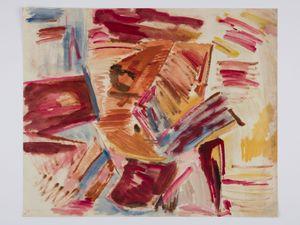 Untitled by Gustav Metzger contemporary artwork