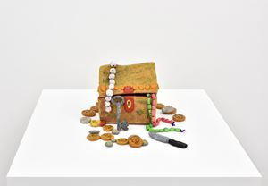 Loot by Sally Saul contemporary artwork