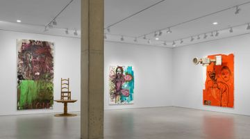 Contemporary art exhibition, Paul McCarthy, A&E Sessions – Drawing and Painting at Hauser & Wirth, 548 West 22nd Street, New York