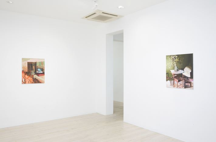 Exhibition view: David Ralph, Amplifying Silence, Gallery 9, Sydney (13 June–7 July 2018). Courtesy Gallery 9.
