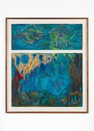 Adagio; Misterioso by Mimi Lauter contemporary artwork