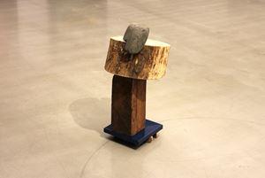 Gray Shoulder by Suki Seokyeong Kang contemporary artwork