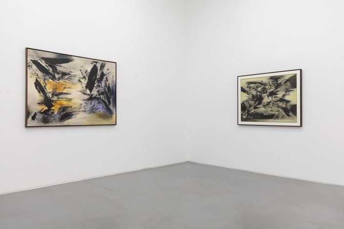 Exhibition view: Yang Chihung,Timeless Vision, Asia Art Center, Shanghai (5 September–31 October 2020). Courtesy Asia Art Center.